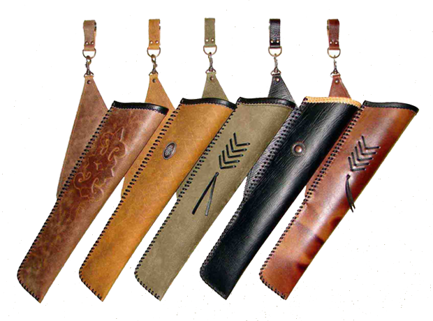 Home Leather Eq... Quivers